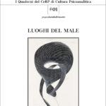 LUOGHI DEL MALE - ILPUNTO - QUADERNI DEL CERP DI CULTURA PSICOANALITICA #1