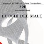 LUOGHI DEL MALE – ILPUNTO – QUADERNI DEL CERP DI CULTURA PSICOANALITICA #1 – MOBI
