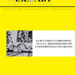 The Wise Baby. Il Poppante Saggio. Rivista del rinascimento ferencziano (2018). Volume 1, numero 2: AL DI LÀ DELLA NARRAZIONE: Trauma, Disconoscimento e Testimonianza incarnata