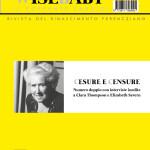 The Wise Baby. Il Poppante Saggio. Rivista del rinascimento ferencziano (2020). Volume Doppio, numero 1 e 2 : CESURE e CENSURE